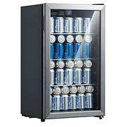 Emerson 115-Can/34 Wine Bottle Beverage Center with Temperature Contro