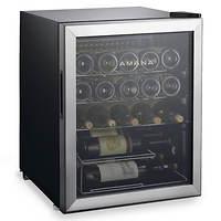 Deals on Amana AMAW25S2MS 25-Bottle Wine Cooler