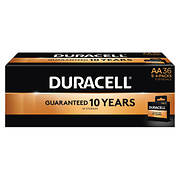 Duracell CopperTop AA All-Purpose Alkaline Batteries, 36 ct.