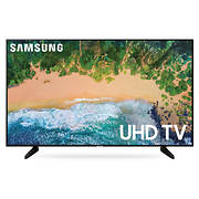 "Samsung UN55NU6950 55"" 4K UHD Smart LED TV"