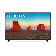 "LG 65UK6090 65"" 4K UHD HDR Smart LED TV with White Glove Delivery"
