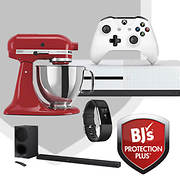 BJ's Protection Plus 3-Year Service Plan for General Merchandise, $50-