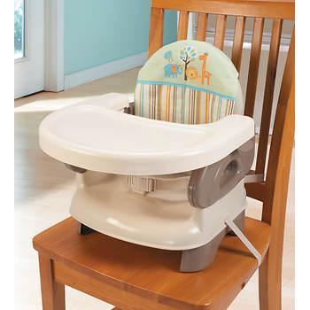 Summer Infant Deluxe Comfort Folding Booster Seat Bj S