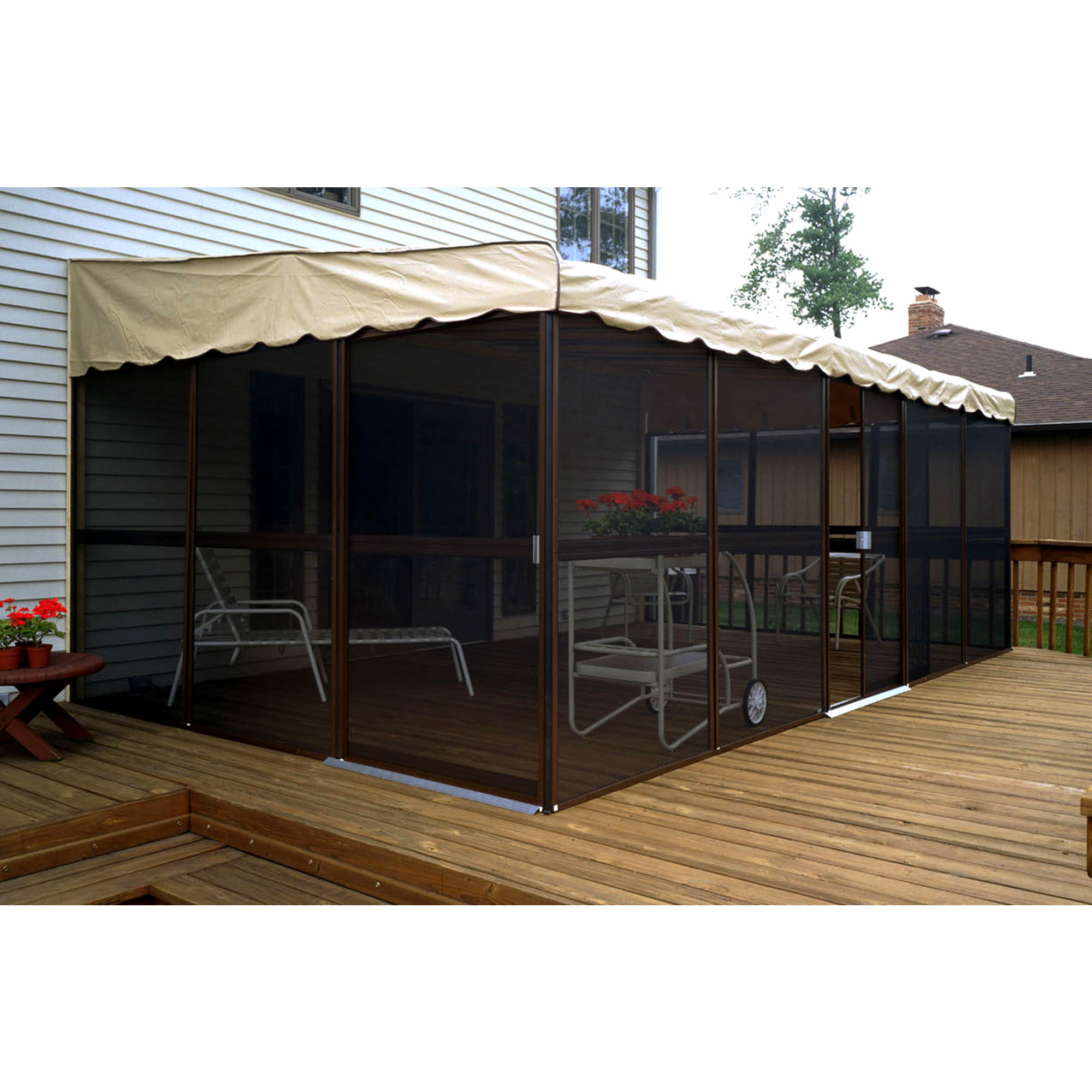replacement lovable of full screen enclosure unique inspirational furniture canopy best provide outdoor size screens patio enclosures