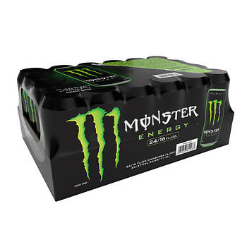 Amazing Energy Drink Cans
