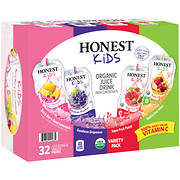 Honest Kids Variety Drinks, 32 ct./6.75 oz.