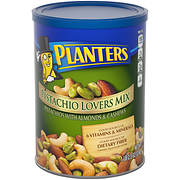 Planters Pistachio Lovers Mix, 18.5 oz.