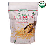 Belle Sole Organic Pine Nuts, 8 oz.