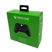 Wireless Controller - Black (Xbox One)
