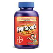 Flintstones Complete Chewable Vitamin Tablets, 200 ct.