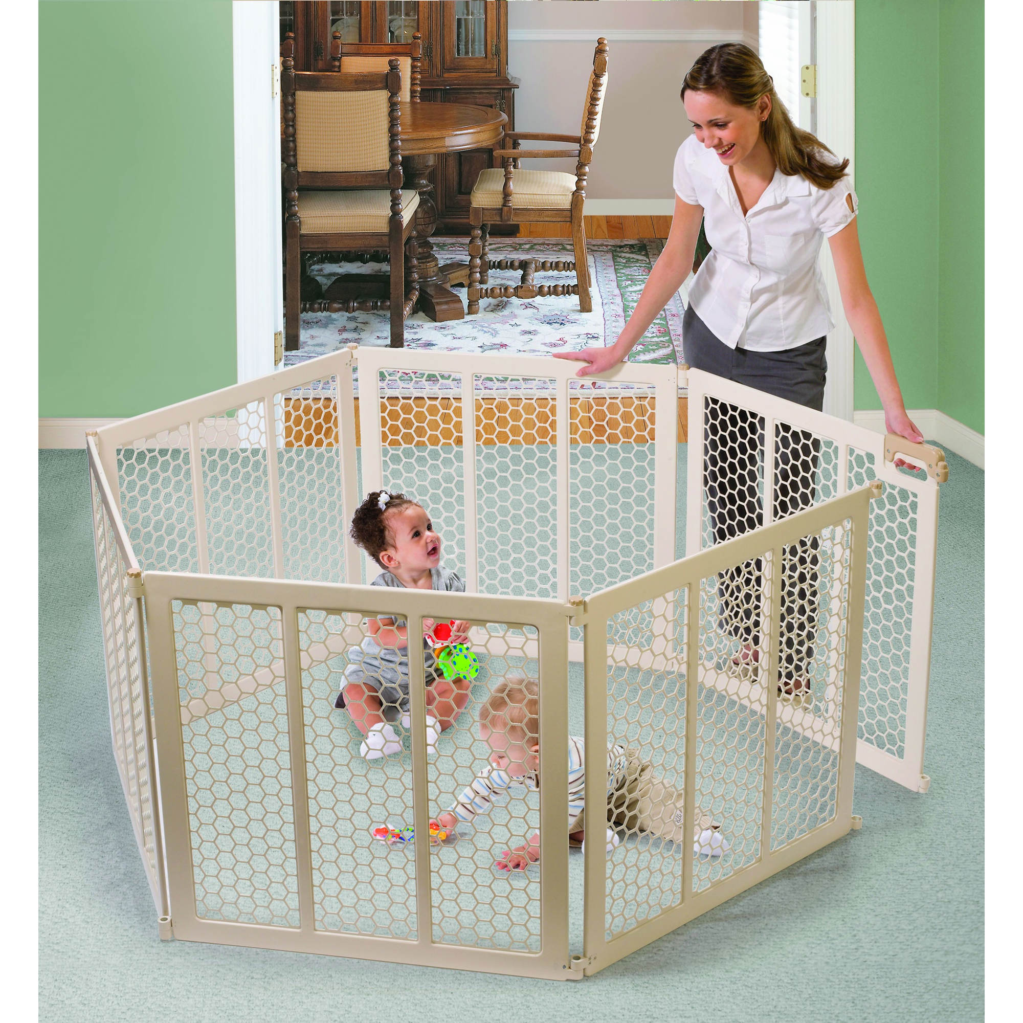 Summer Infant Secure Surround Play Safe Play Yard Bj S