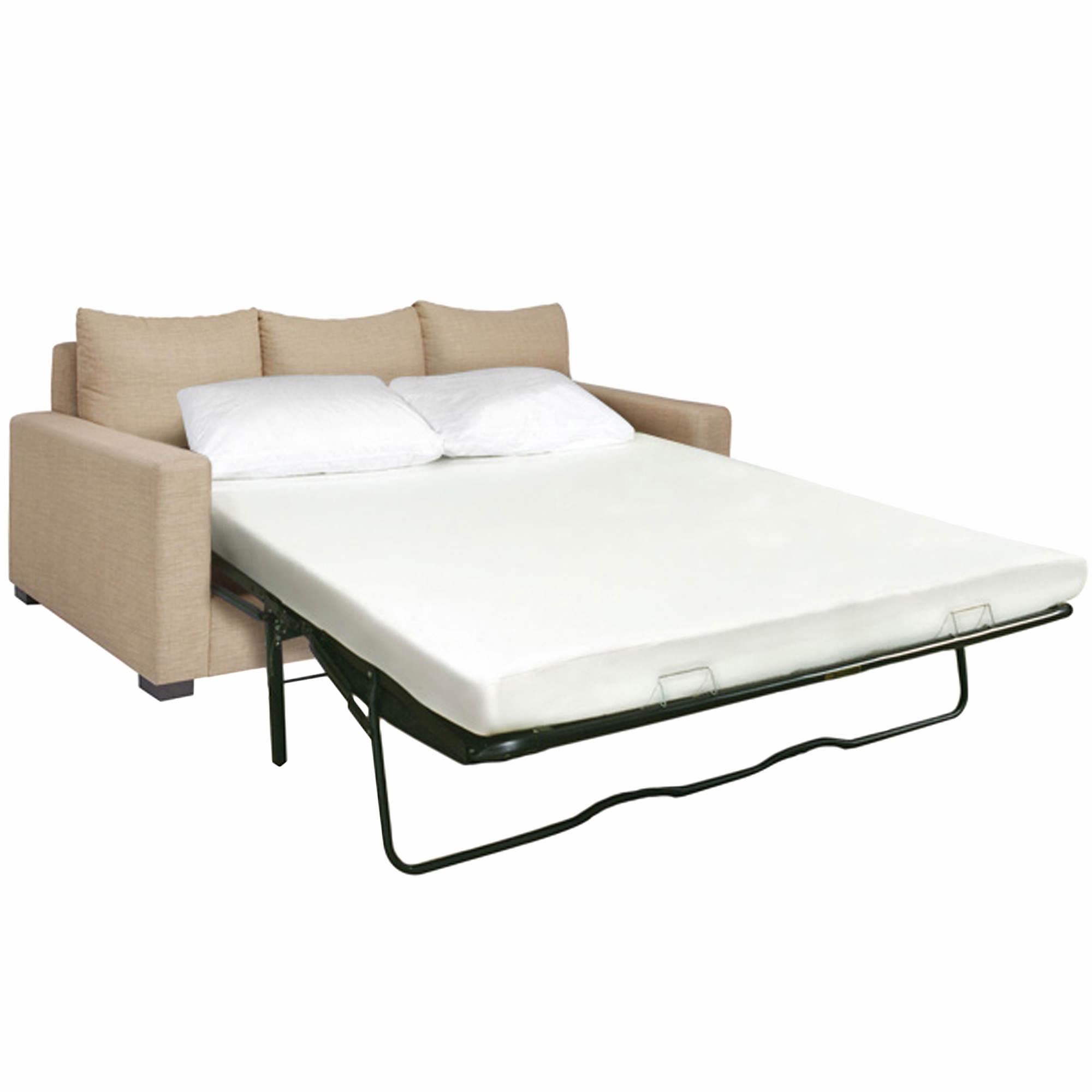 Replacement Sleeper Sofa Mattress: Cradlesoft Axiom I Twin-Size Sleep Sofa Replacement