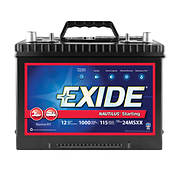 Exide Nautilus 24MSXX 1,000 Amp Lead-Acid Marine Battery