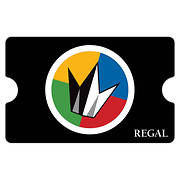 $25 Regal Entertainment Group Gift Card