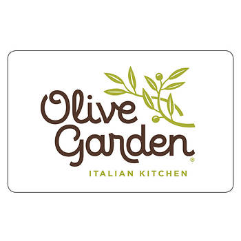 $50 Olive Garden Gift Card - BJs WholeSale Club