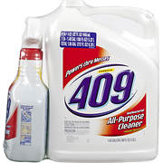 Formula 409 All-Purpose Cleaner, 32 oz.Spray Plus 180 oz.Refill