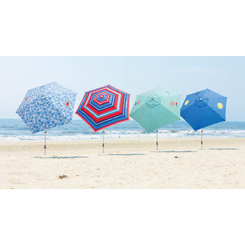 Tommy Bahama 7 Beach Umbrella Assorted Bjs Wholesale Club