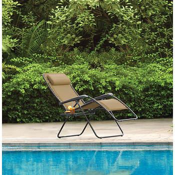 Berkley Jensen Zero Gravity Patio Chair Assorted Bjs Wholesale Club