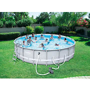 Bestway Steel Pro 4' x 18' Aboveground Pool