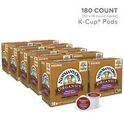 Newman's Own French Roast K-Cup Pods, 180 ct.