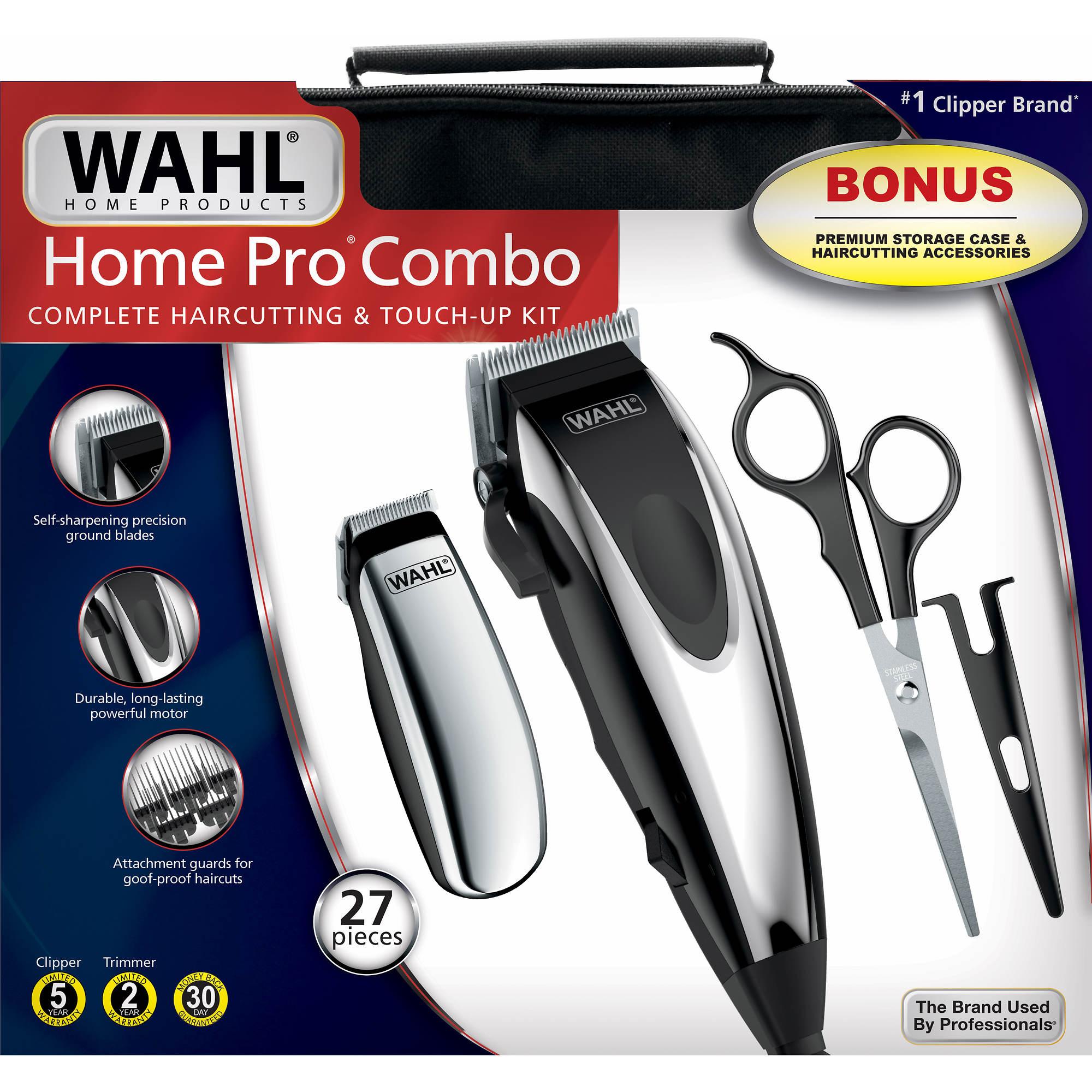 Wahl Home Pro 27 Pc iHaircuttingi iKiti BJs WholeSale Club