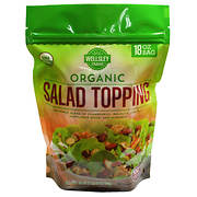 Wellsley Farms Organic Salad Topping, 18 oz.