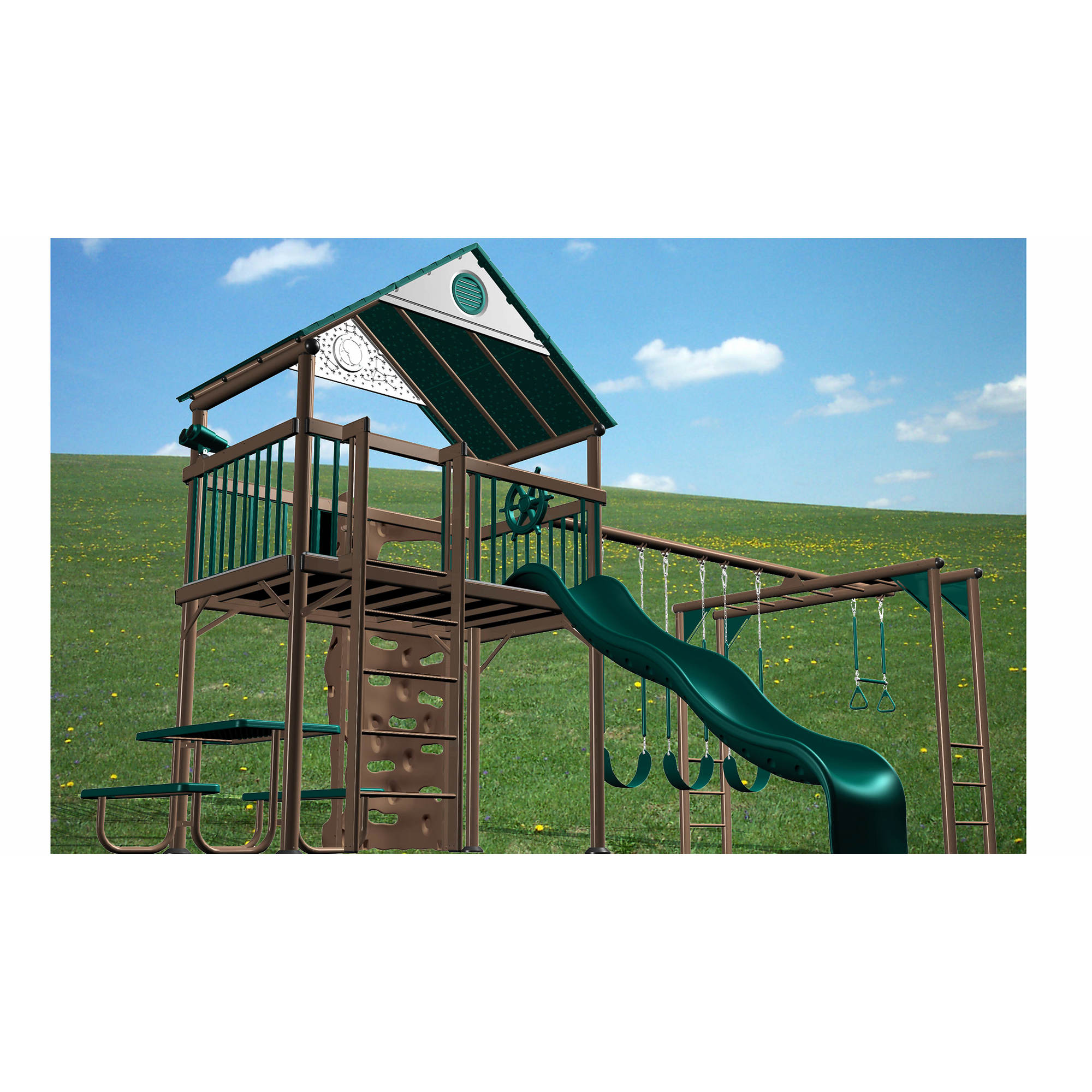 triumph the mount depot discovery n set b playsets equipment home backyard sets playground swing cedar lifetime all