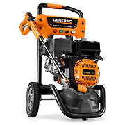 Generac 3,100psi Gas Power Washer with PowerDial Gun