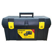 STANLEY 2-Pc. Tool Box Set - Yellow/Black