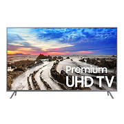 "Samsung UN55MU800D 55"" 4K Smart LED TV with $100 Google Play Credit"