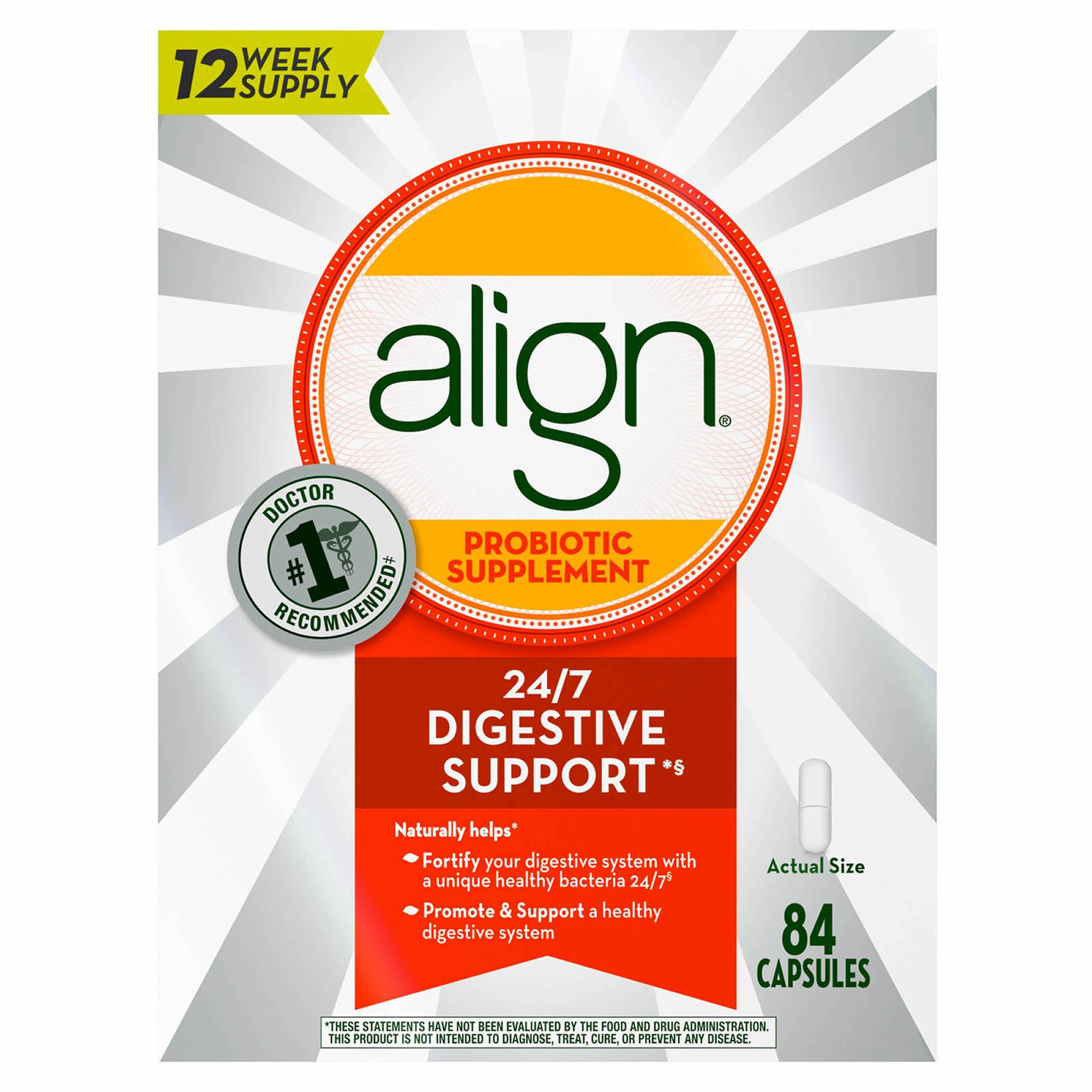 98c5a25ba4 Align Probiotic Supplement Capsules