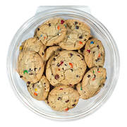 Wellsley Farms Candy Chocolate Chip Cookies, 32 ct.