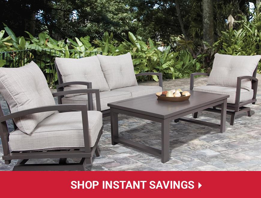 Patio Furniture Patio Tables Amp More Bjs Wholesale Club