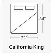 King California King