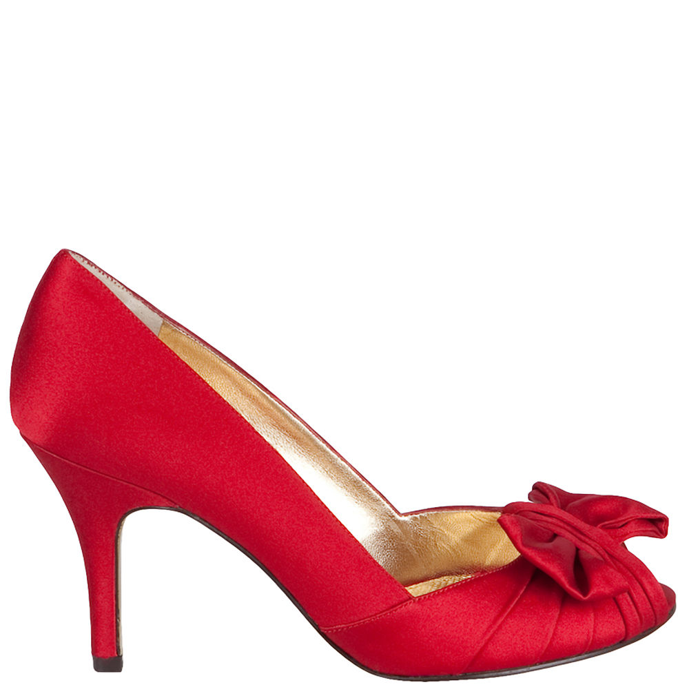 Nina Forbes Red Rouge By Nina Shoes
